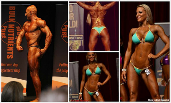 Professional Competition Tanning