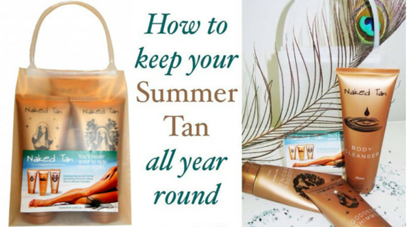 How To Keep Your Summer Tan All Year Round