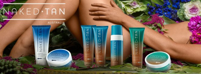 Naked Tan Rebranding 2014