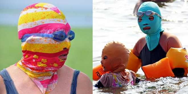 The Facekini - Have You Got Yours?