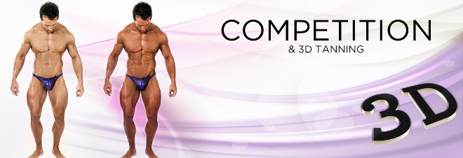 Competition And 3D Tanning