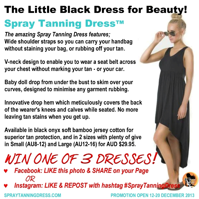 Win One Of 3 Dresses!