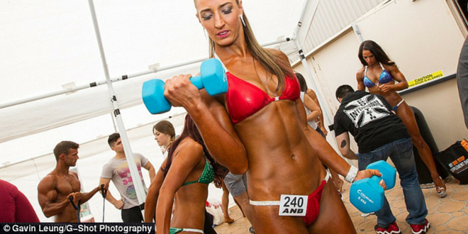 Behind The Scenes Of A Natural Bodybuilding Championship - ANB
