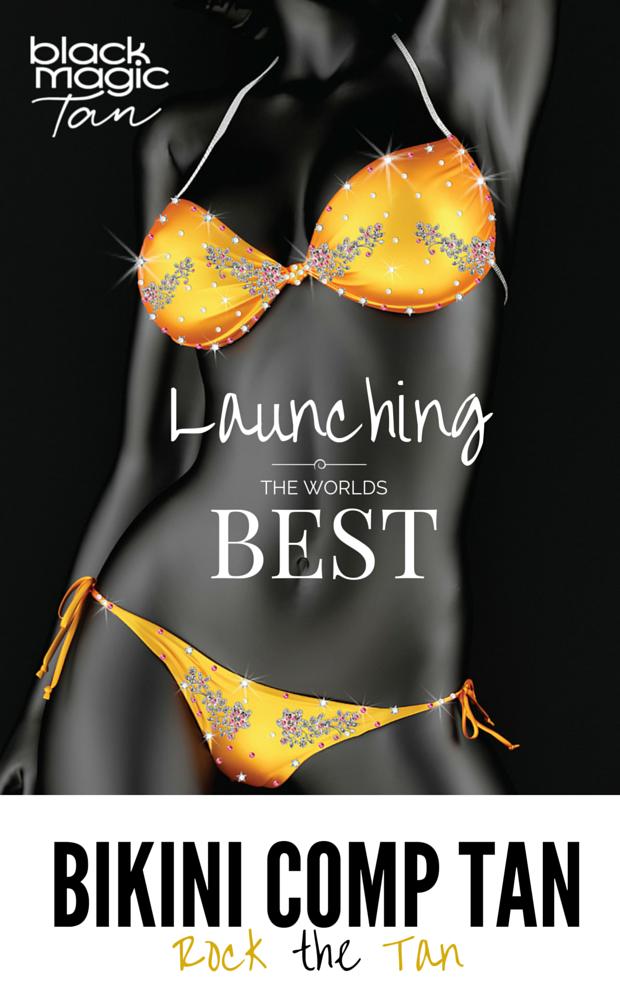 New Release Bikini Tan by Black Magic Tan