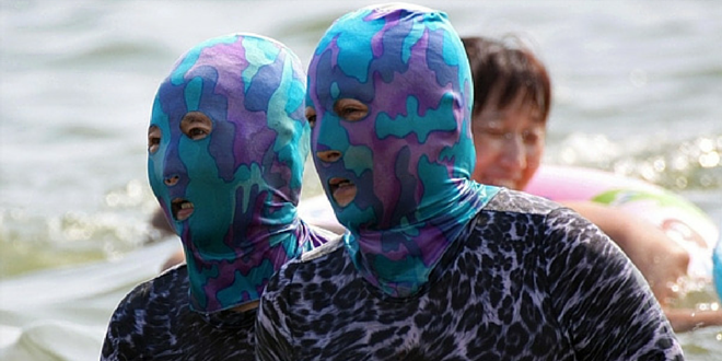 The Facekini – Have You Got Yours?