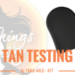TAN TEST - Australian Organic Spray Tan Bronzing Mousse Light