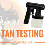 TAN TESTING - Black Magic Vibe Evolution