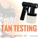 TAN TEST - Vani-T Liquid Sun Medium