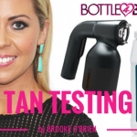TAN TEST by Brooke O'Brien - St. Tropez Express Bronzing Mist
