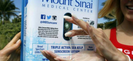 Miami Beach Unveils Free Sunscreen Dispensers On Sand