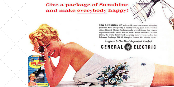 The First Sunbeds [Image Gallery]